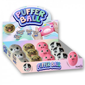 Squishy Animal Balls