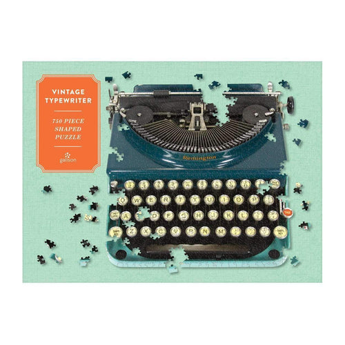 (750 pcs) Vintage Typewriter