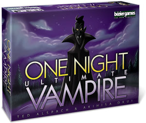 One Night Ultimate Vampire Game Sweet Thrills Toronto