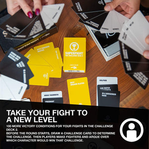 Superfight: The Yellow Deck 2