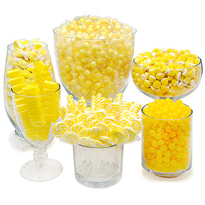 Candy Bar Yellow