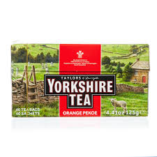 Yorkshire Tea: Orange Pekoe Blend