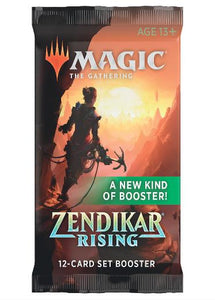 Magic the Gathering - Zendikar Rising Set Booster Pack