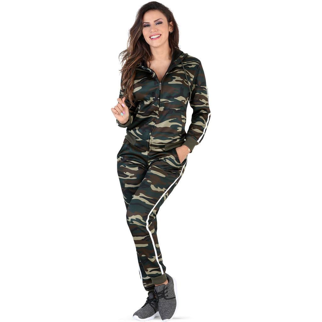Lamasini - Matching Sets - 1105 - Camo Set