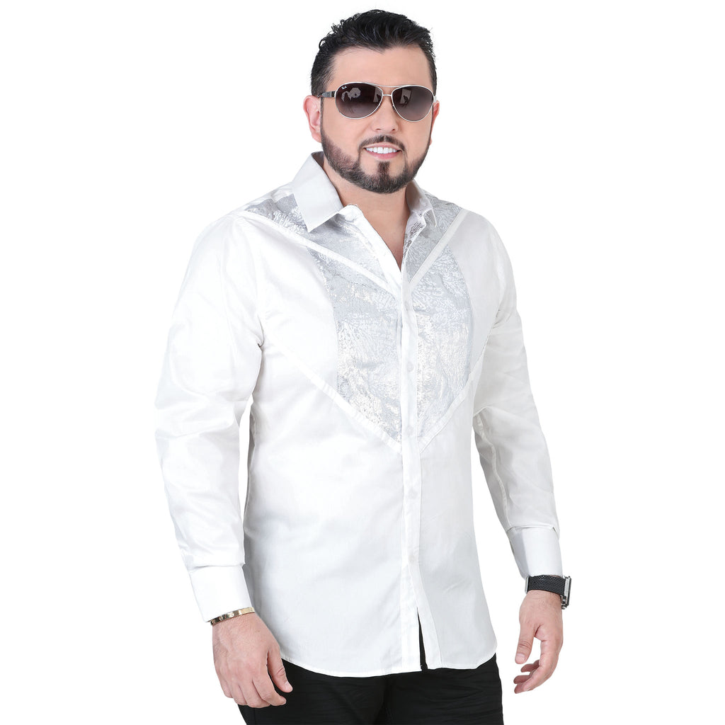 Lamasini - Mens Shirts - 1705 - Long Sleeve Shirt
