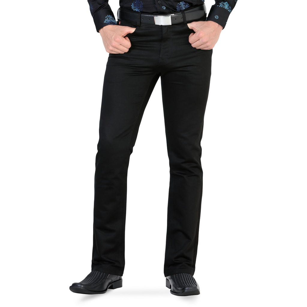 Lamasini - Mens Jeans - 1860 - Straight Leg Pants