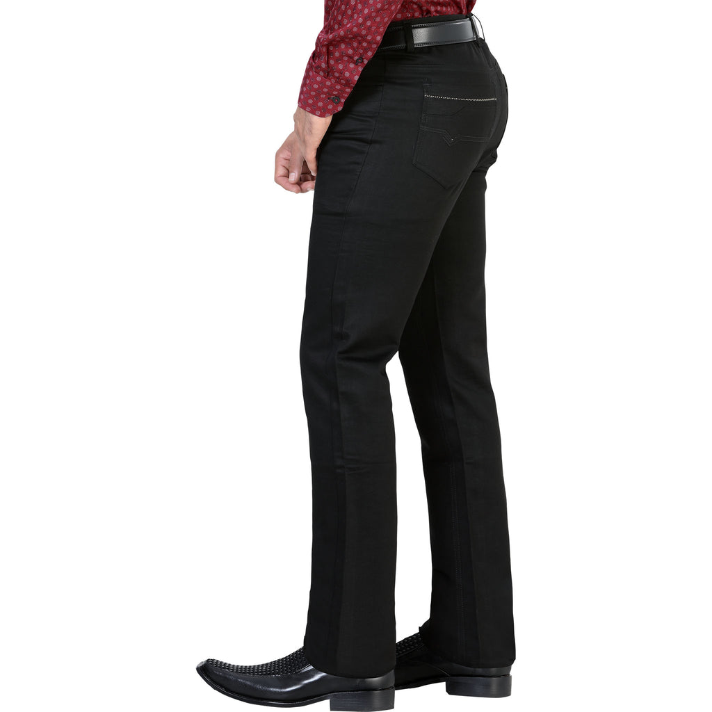 Lamasini - Mens Jeans - 1861 - Straight Leg Pants