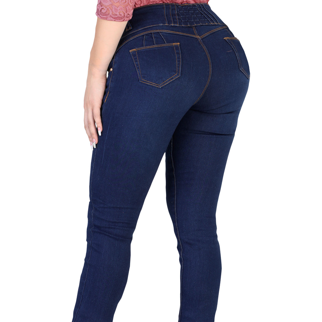 Lamasini - Jeans - 3105 - Stretch Denim Jeans