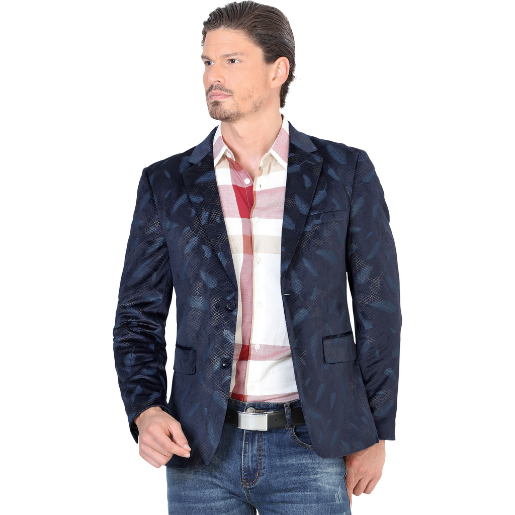 Lamasini - Mens Blazers - 351 - Feather Blazer