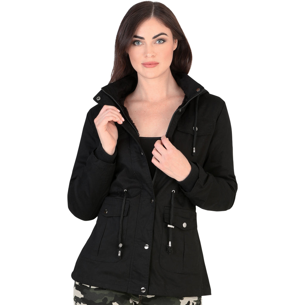 Danesi - Jackets - 4020 - Jacket with Removable Hood