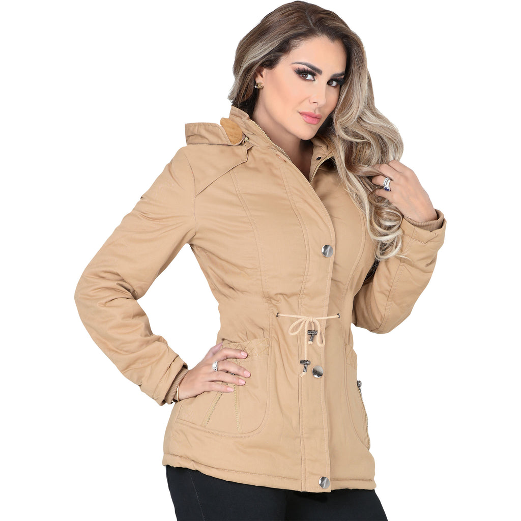 Danesi - Jackets - 4021 - Jacket with Removable Hood