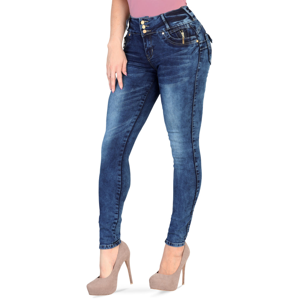 Danesi - Jeans - AQC132 - Stretch Denim Jeans