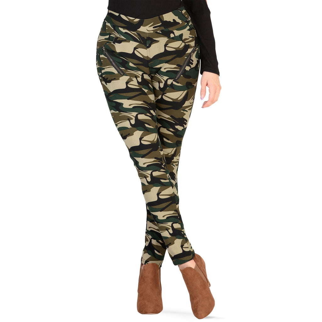 Danesi - Jeans - JV18 - Camo Stretch Pants