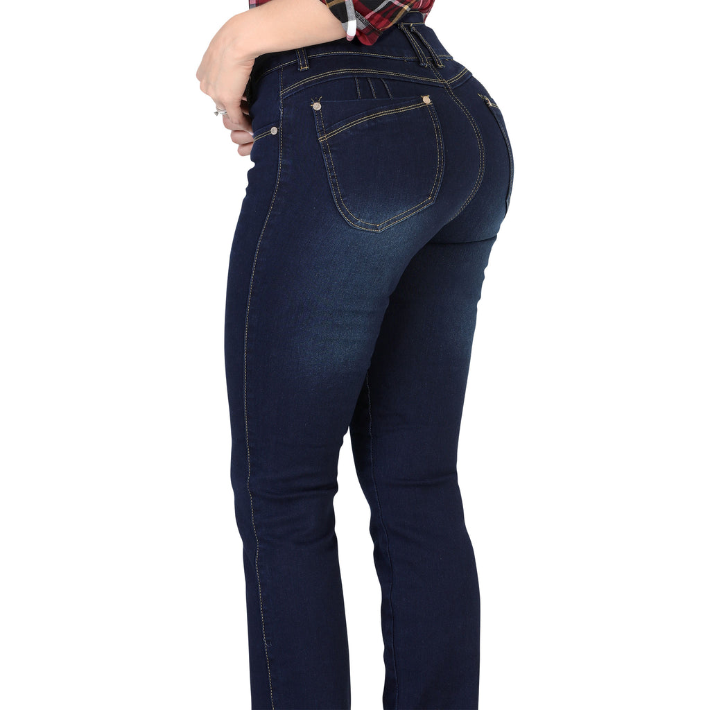 Diamante - Jeans - R417 - Stretch Denim Jeans