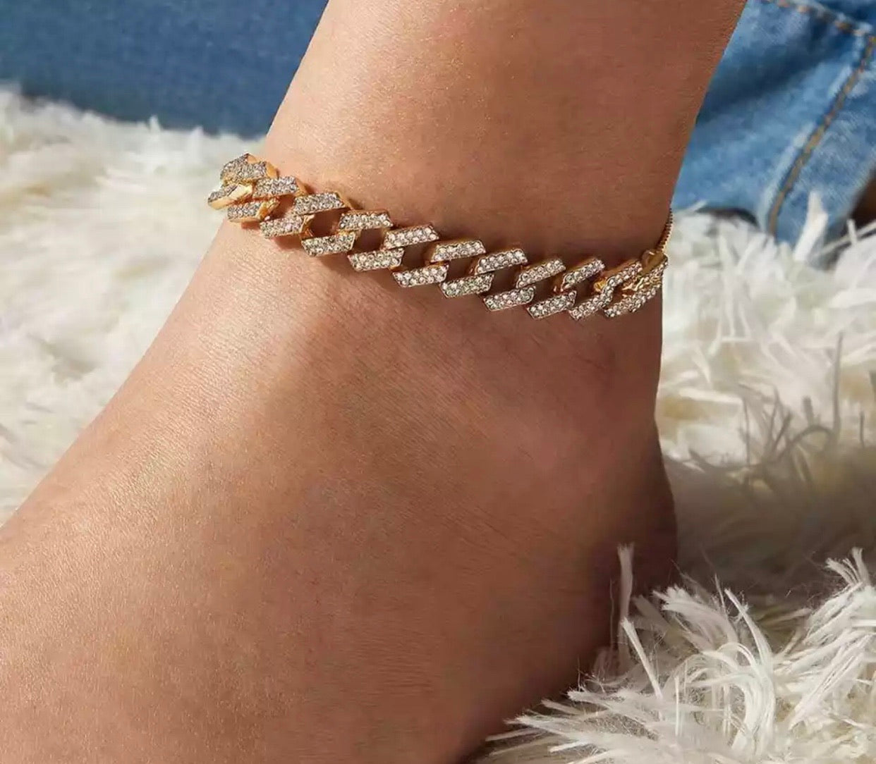 Fab Anklet