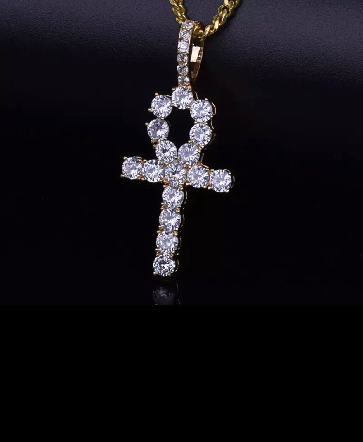 Good Life Ankh Necklace