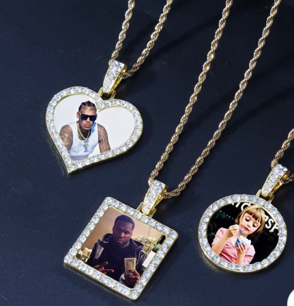 Keepsake Picture Necklace