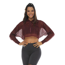 Load image into Gallery viewer, TULLE HODDIE  FOR WOMEN REF. 1261