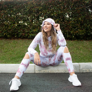 SET TIE DYE BLAZE FOR WOMEN