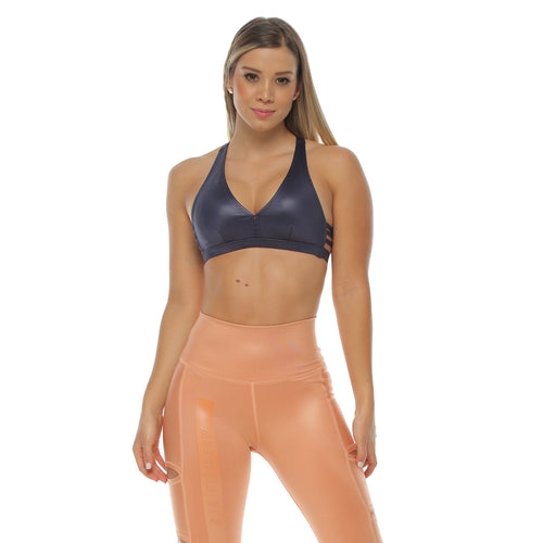 TOP FOR WOMEN FAUX LEATHER REF. LATERAL TP002 - BJX Fitwear