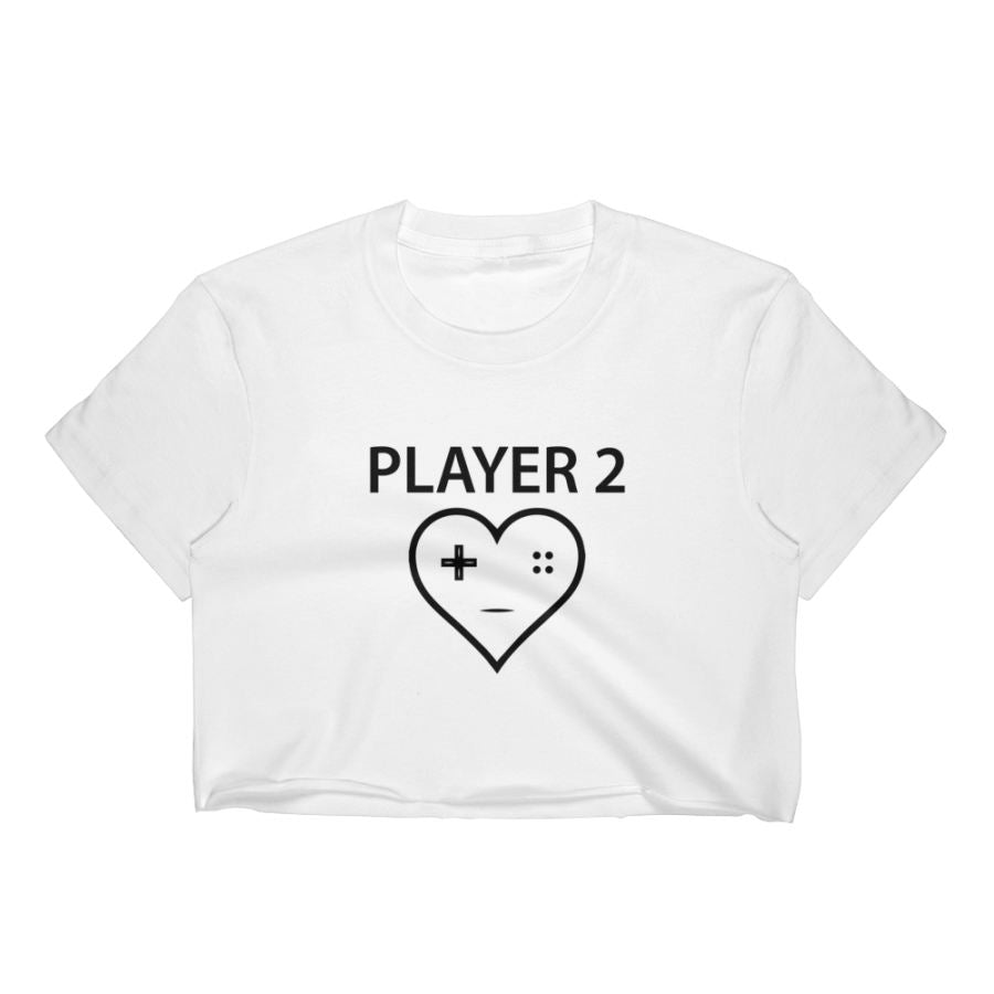 b251ea6353ad Womens Crop Top Player 2 - S