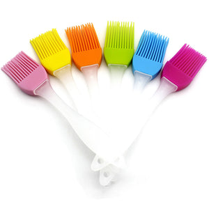 Multifunctional Silicone Brushes