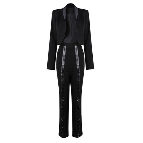 Johnny Blaze Pants Suit