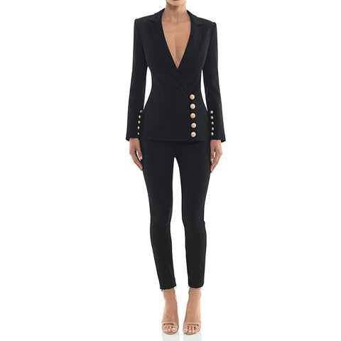 Milan Pencil Suit