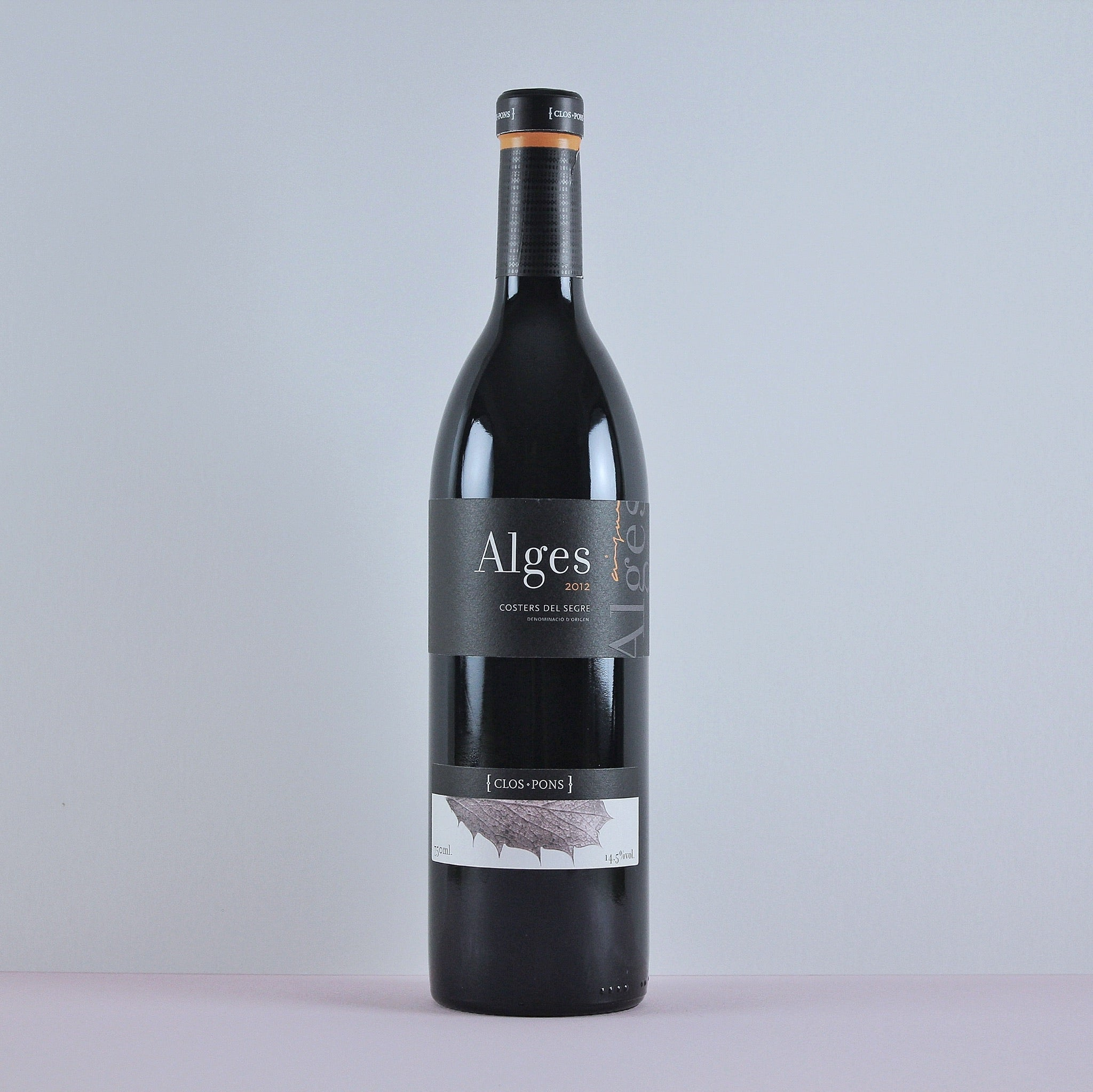 Alges, Clos Pons, Costeres del Segre, Spain