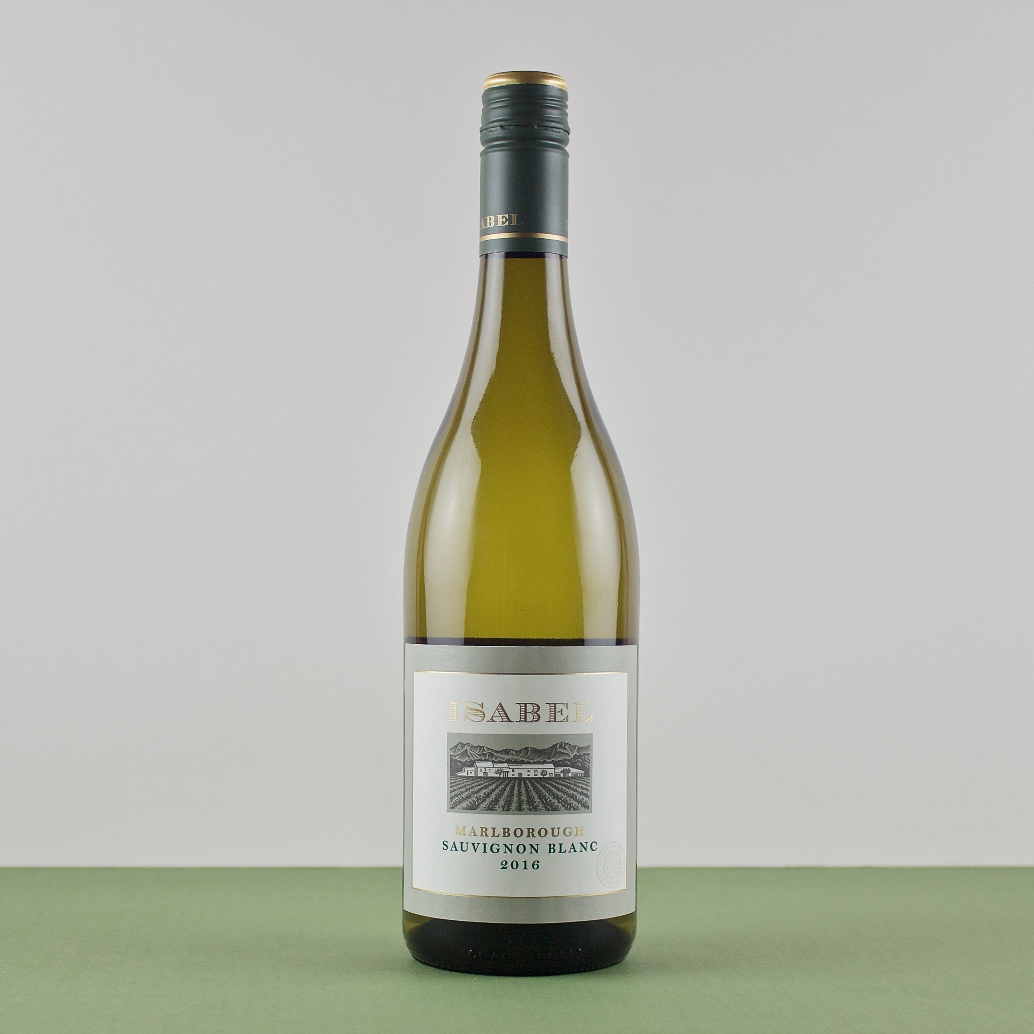 Sauvignon Blanc, Isabel Estate, Marlborough, New Zealand