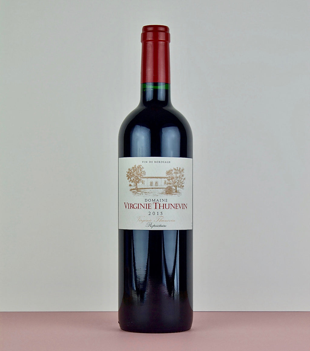 Domaine Virginie Thunevin 2015, Bordeaux, France
