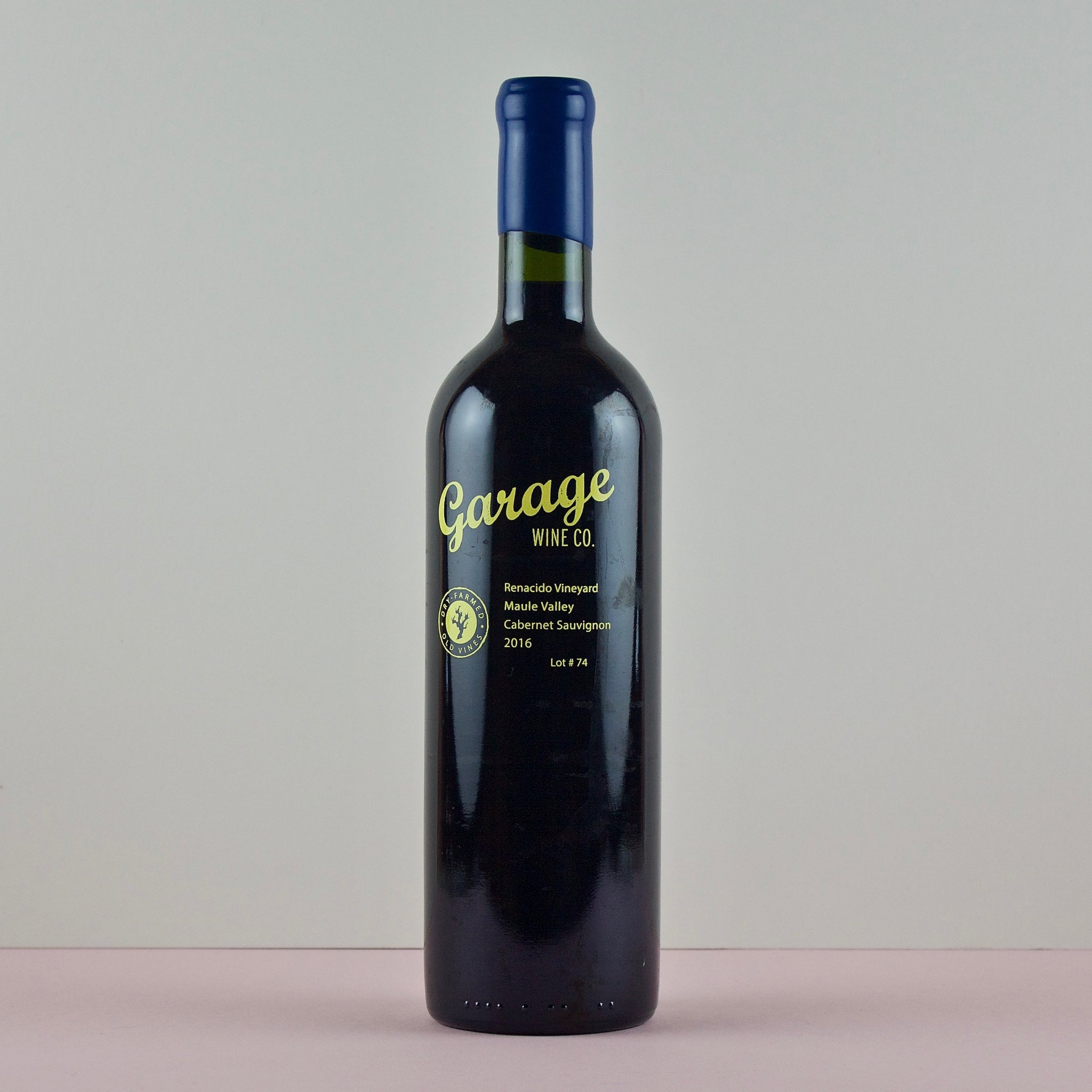 Cabernet Sauvignon, Garage Wine Co., Maule Valley, Chile