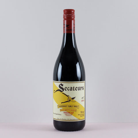 Secateurs Red Blend, Badenhorst, Coastal Region, South Africa