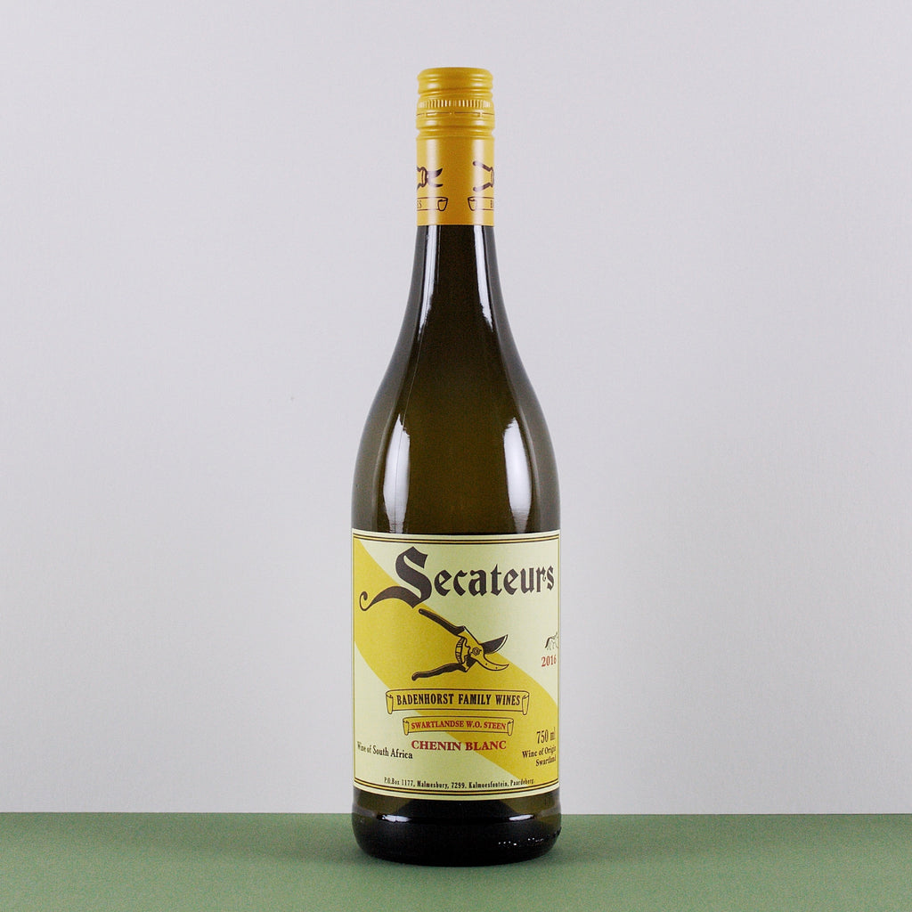 Secateurs Chenin Blanc, Badenhorst, Coastal Region, South Africa
