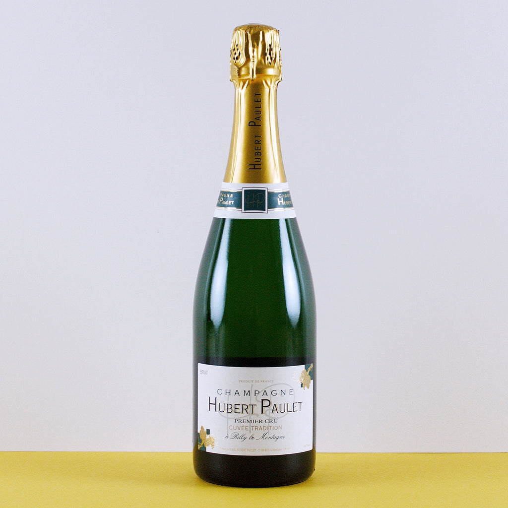 1er Cru Tradition Brut NV, Hubert Paulet, Champagne