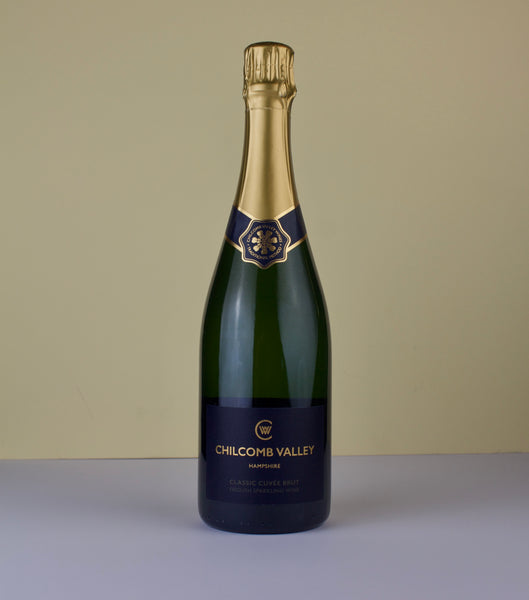 Chilcomb Valley Brut, Hampshire (Limited Edition) 6x75cl case