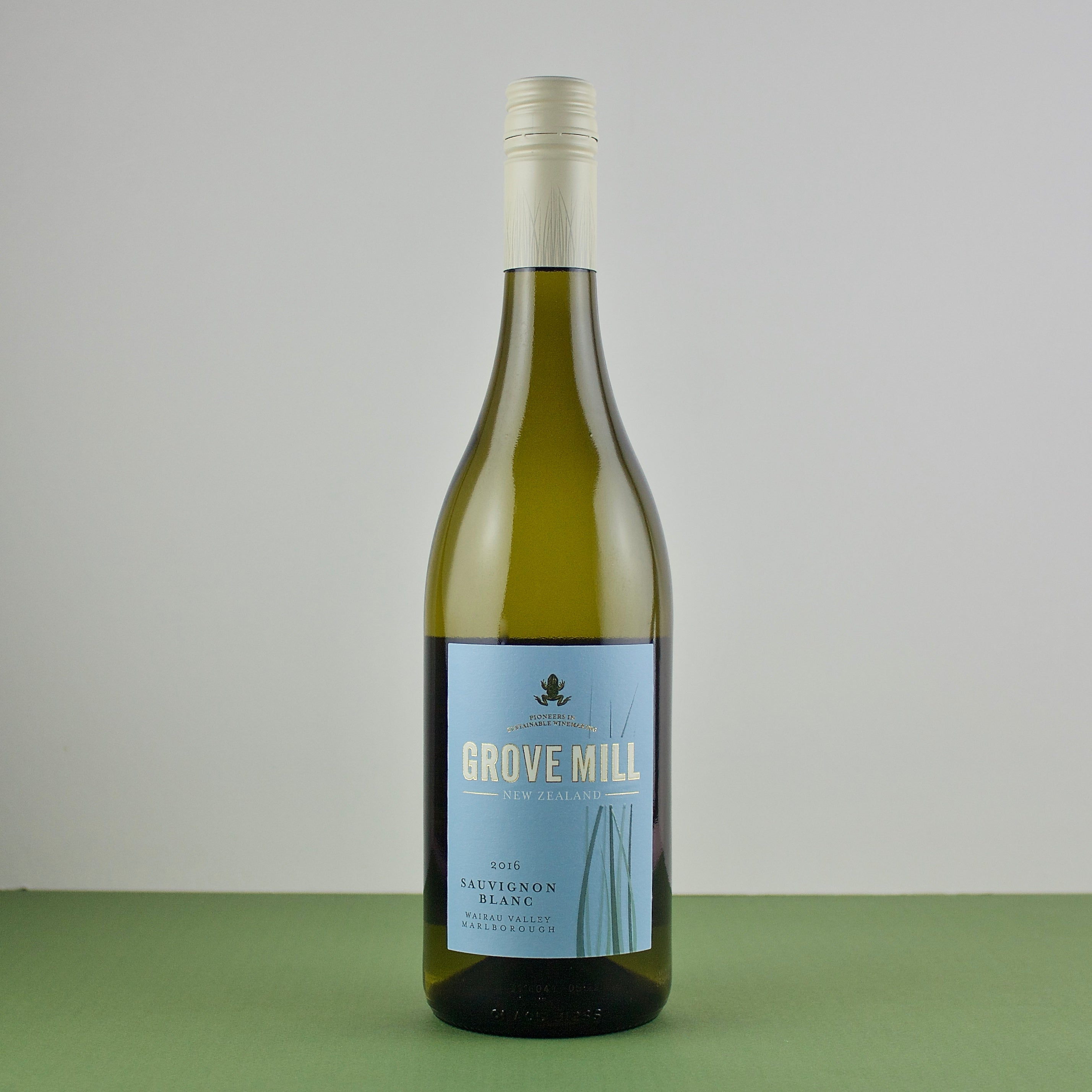 Sauvignon Blanc, Grove Mill, Marlborough, New Zealand