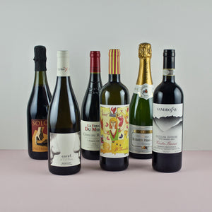 Vinterest Curated Bundle (6 bottle)