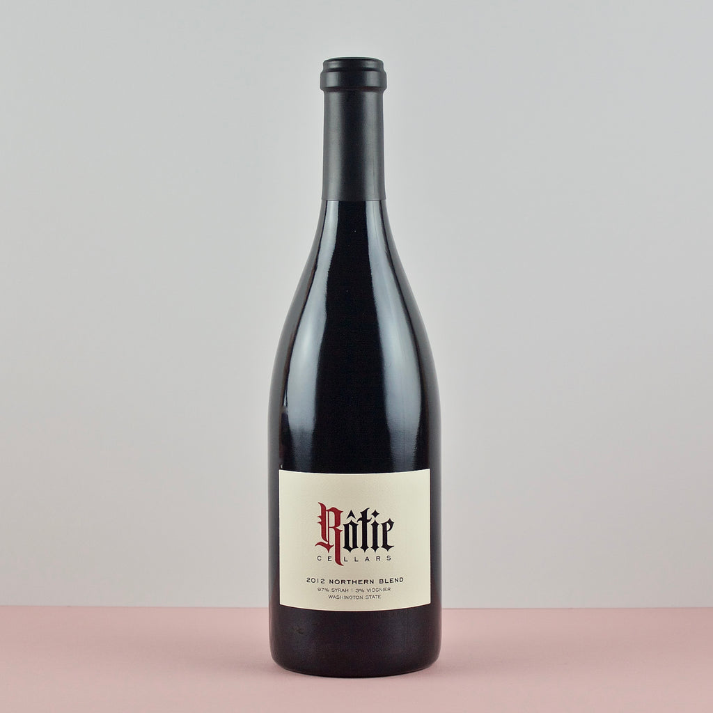 Northern Blend, Rotie Cellars, Walla Walla, Washington USA