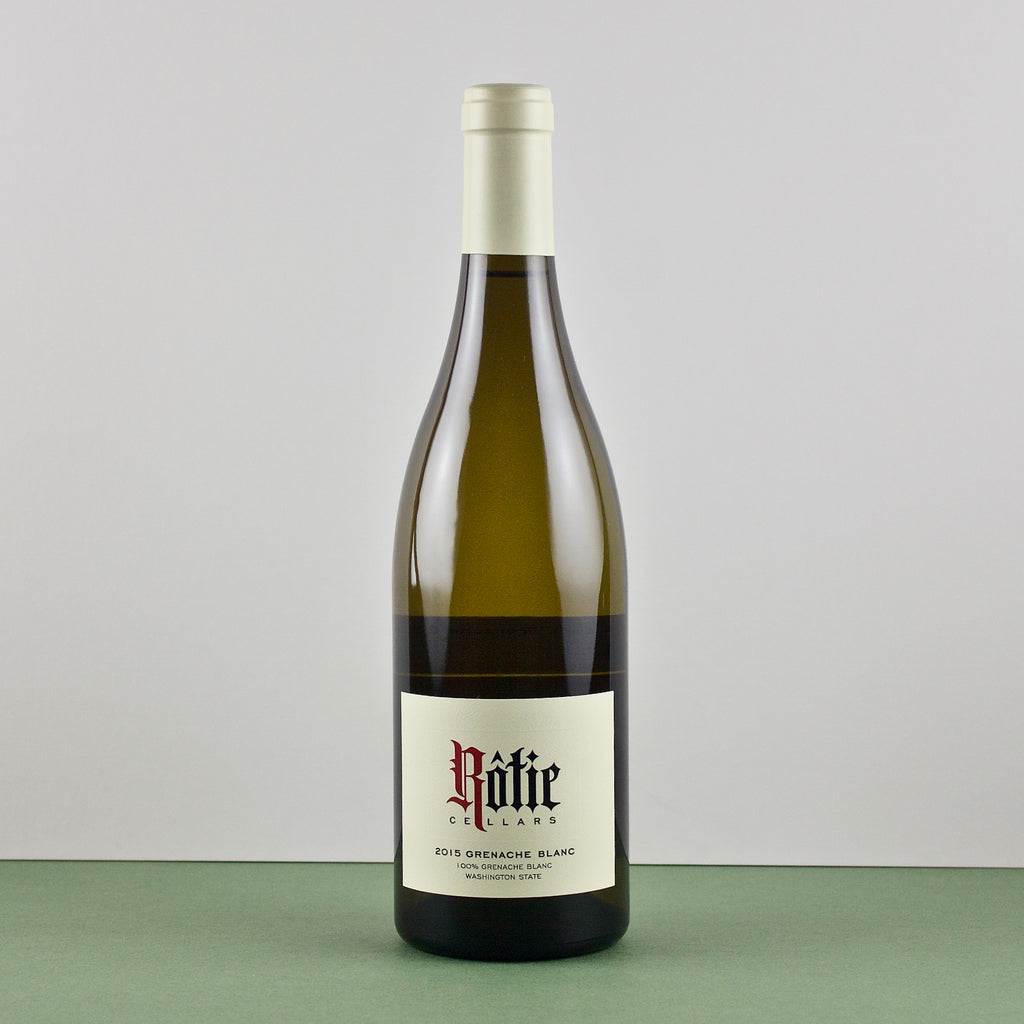Grenache Blanc, Rotie Cellars, Walla Walla, Washington USA