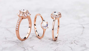 SHOP MOISSANITE BY BRAND