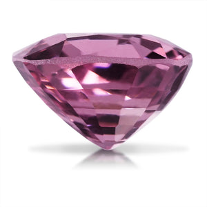 2.06 CARAT LONG CUSHION NATURAL PURPLE SPINEL