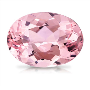 2.67ct OVAL NATURAL MORGANITE