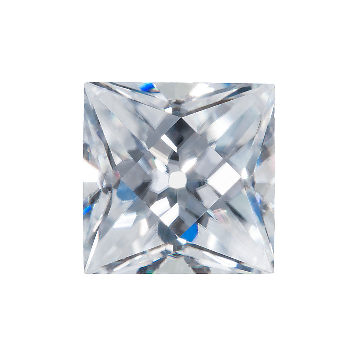 Harro Gem French Cut Pristine Moissanite