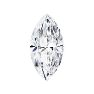 Forever One Marquise Colorless Moissanite Gemstone