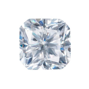 Harro Gem Square Radiant Pristine Moissanite