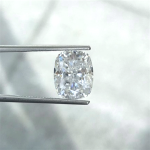 Harro Gem Elongated Cushion Pristine Moissanite