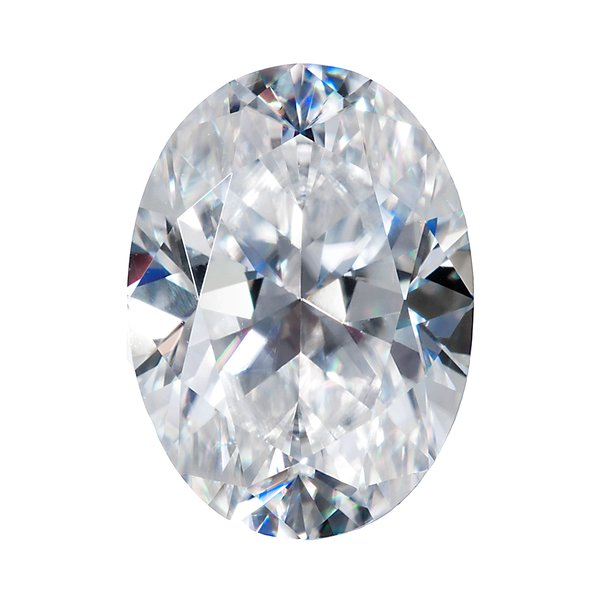 Harro Gem Oval Pristine Moissanite