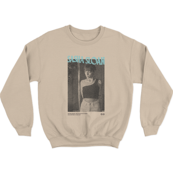 Sad Before Hip Crewneck