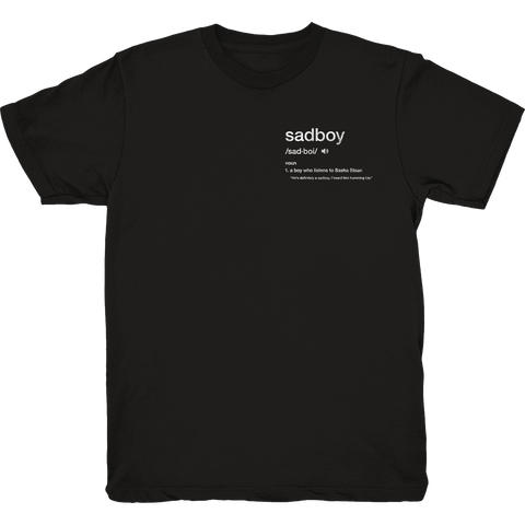 Sadboy Definition Tee